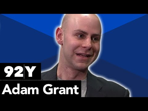 Adam Grant and Malcolm Gladwell: Originals—How Nonconformists Move the World