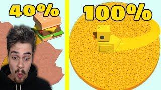 Paper.io 2 - ESTRATÉGIA DOS 100% DO MAPA ‹ AbooT ›