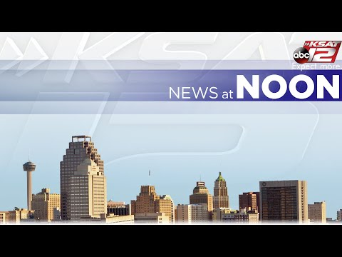 KSAT 12 News At Noon : Mar 30, 2020