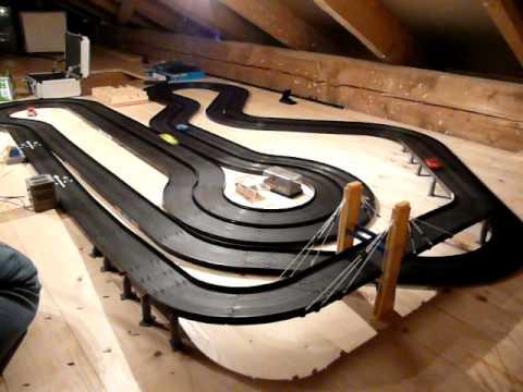 meine carrera servo 160 in aktion youtube. Black Bedroom Furniture Sets. Home Design Ideas