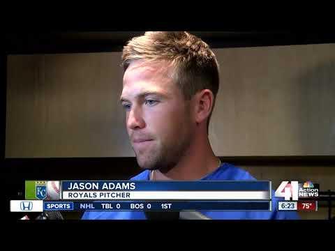 Royals Promote Pitcher Jason Adam