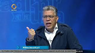 Elías Jaua: Ayer se produjo un gran voto castigo contra la oposición (1/5)