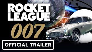 Rocket League x 007 - Official Aston Martin DB5 Cinematic Trailer