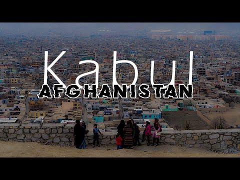 Kabul Afghanistan Tour Guide & Vlog (2017)