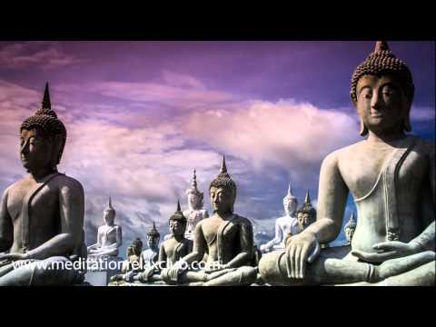 8 HOURS Zen Buddhist Meditation Music for Deep Sleep, Mindfu