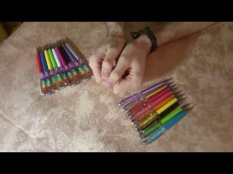 Обзор на ручки с кристаллами Swarovski