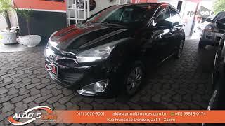 HYUNDAI HB20 COMFORT 1.6 TOP DE LINHA É AQUI NA ALDO'S CAR MULTIMARCAS