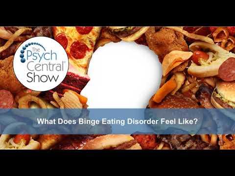 What Does Binge Eating Disorder Feel Like?