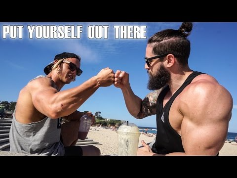 TRYING NEW THINGS | AUSTRALIAN GYMS & TRAINING | Life Experiences (PART 5)