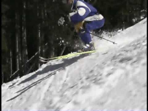 Mogul Logic, Mogul Skiing Absorption Lesson