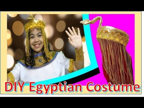 Diy Egyptian Costume For Girls United Nations Last Minute Halloween Costume Party Ideas 2019