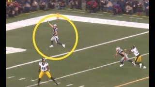 NFL Most Wide Open Catches thumbnail