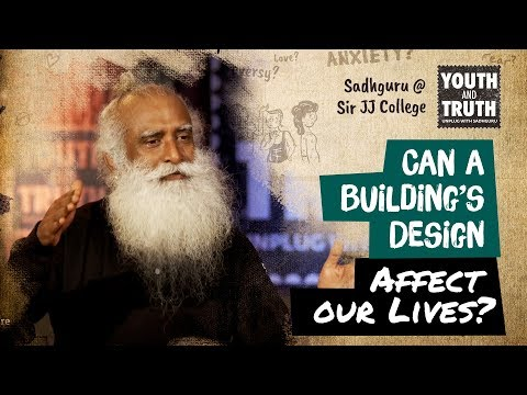 Can a Building's Design Affect our Lives?