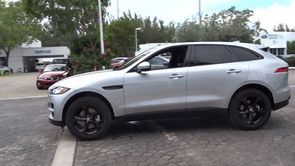 2017 Jaguar F Pace Miami Aventura Fort Lauderdale