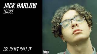 Watch Jack Harlow Cant Call It video