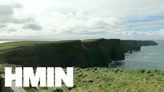 アイルランドの旅14🇮🇪モハーの断崖・絶景が見られる国内人気ナンバーワン観光スポット / The Cliffs of Moher, Ireland Travel #14【欧州旅行】