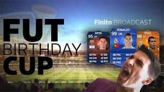 FIFA 15 КУБОК FUT BIRTHDAY CUP