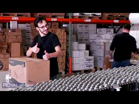 Welcome to Royalmailers.com - USA Shipping Supply Factory Tour