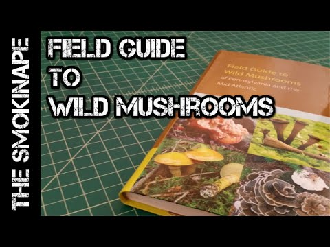 Field Guide To Wild Mushrooms - Book Review - TheSmokinApe