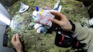 МЕДИЦИНА!!! Аптечка Первой Неотложной Помощи для туризма и путишествий