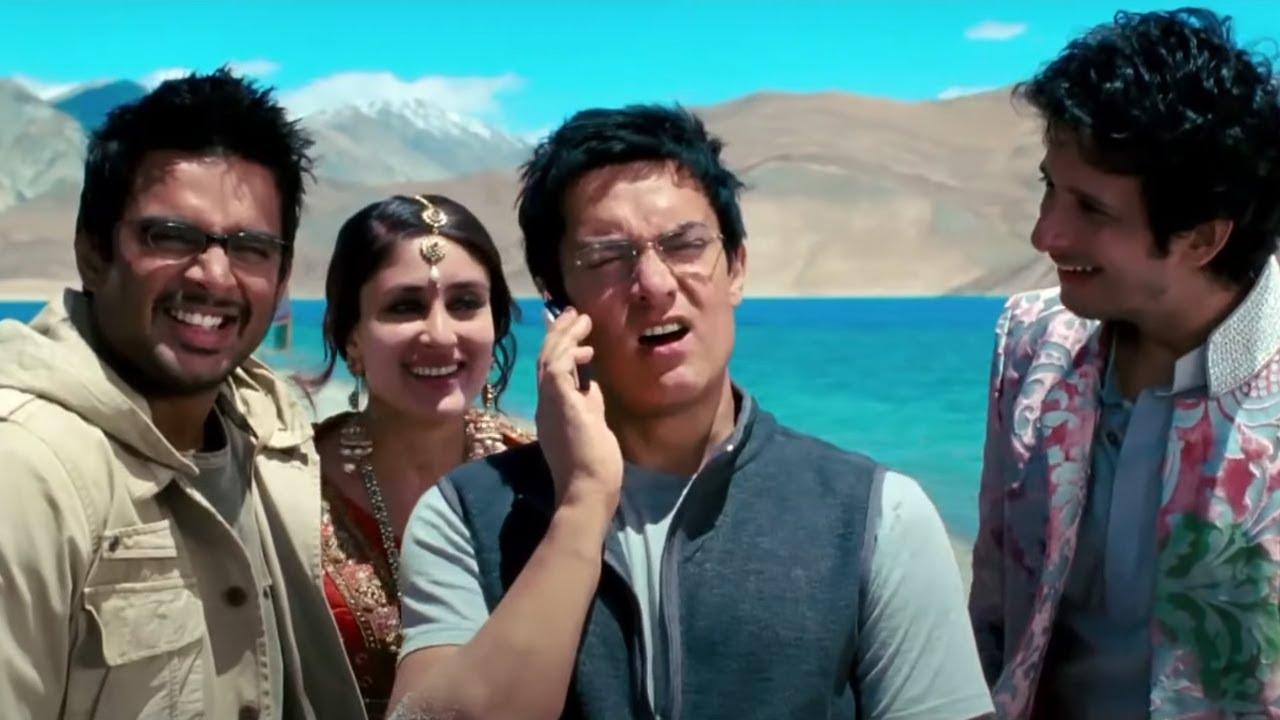 कौन है असली Phunsukh Wangdu - 3 Idiots | Aamir Khan, Kareena, Sharman,  Madhavan - YouTube