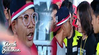 Gawat Iyan Ngamuk Dengan Geng Srigala Anak Jalanan 24 September 2016