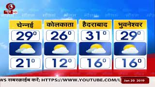 Weather: Kolkata 29 degree Celsius & updates from other cities