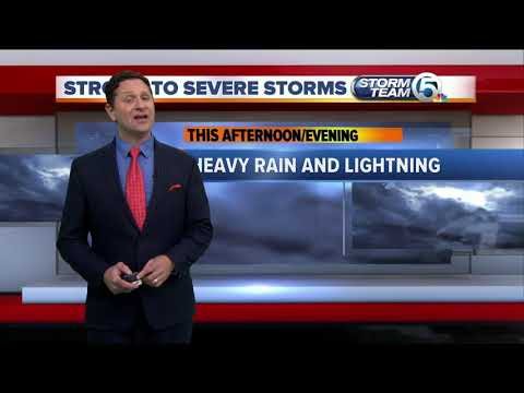 Thumbnail: South Florida mid-morning forecast (11/23/17)