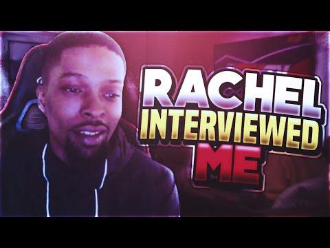 RACHEL DEMITA INTERVIEWED ME! NBA 2K DEVS NAMED ME #1 PLAYGROUND PLAYER OF NBA2K18! BTS VLOG FOOTAGE