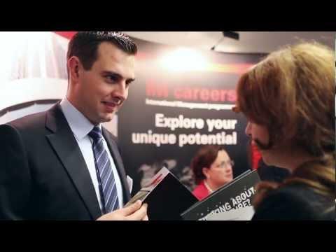 Cass Careers Fair 2011 - Recruiter Experience