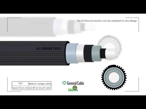 General Cable All Ground® MV Cable Solutions ENGLISH