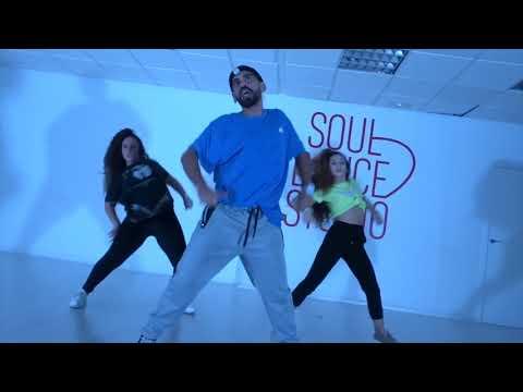 Rak-Su - I Want You To Freak | Alberto Montero Choreography |