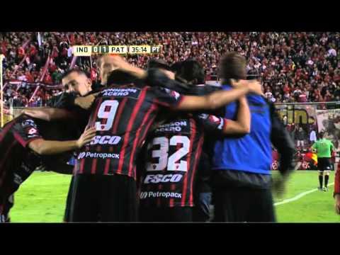 Independiente venía perdiendo pero lo dio vuelta y venció a Patronato