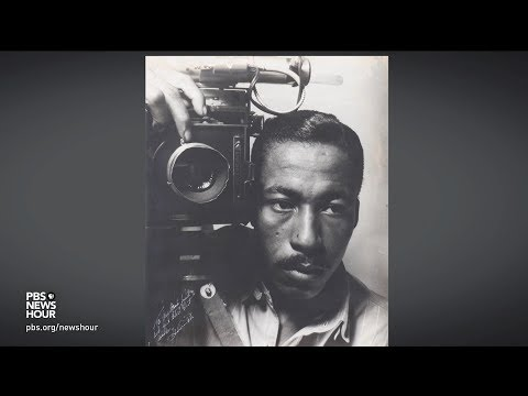 Exploring the early work of photojournalist Gordon Parks