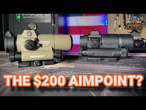 An Aimpoint Clone Worth Looking at!