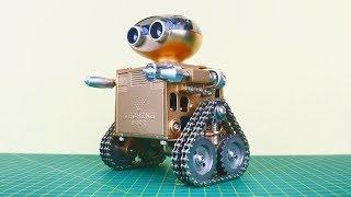 How to Make Smart Delicate Robot - Full Aluminum