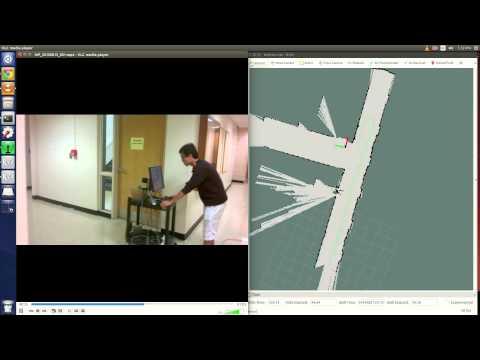 Hector Slam Lidar Mapping