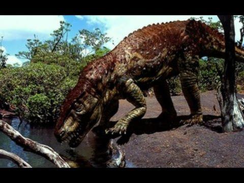 Prehistoric Predators - Dinosaurs Alive Documentary