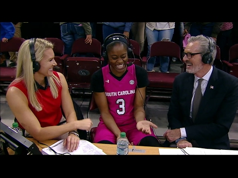 SEC NETWORK: Kaela Davis on Vanderbilt — 2/16/17