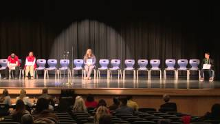 Newton County School System - 2014 System Spelling Bee