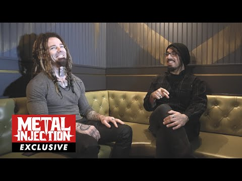 Logan Mader On 25 Years of MACHINE HEAD's Burn My Eyes, What He'd Change & More | Metal Injection
