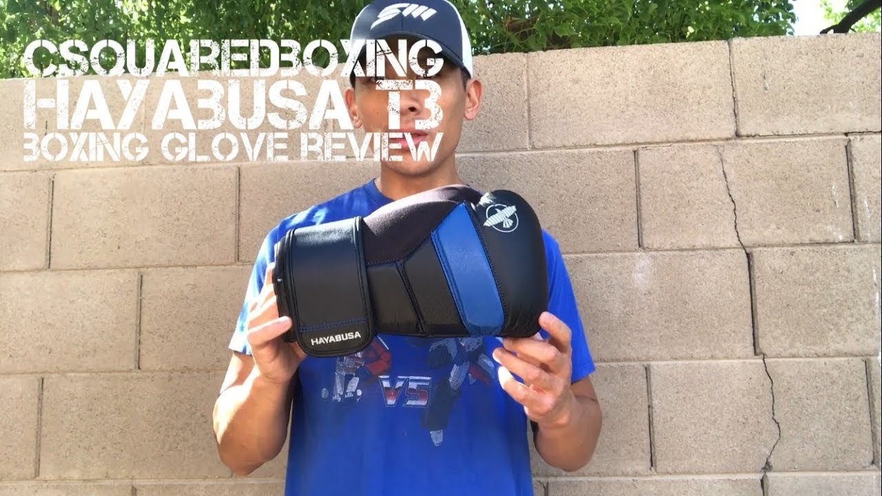 Hayabusa T3 Tokushu Boxing Gloves REVIEW