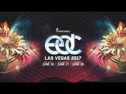 EDC Las Vegas 2017 Official Announcement