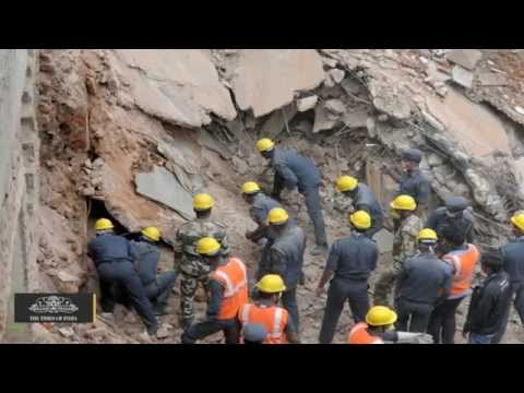 After 72 Hours Under Rubble, Man Emerges Asking For His Slippers - TOI