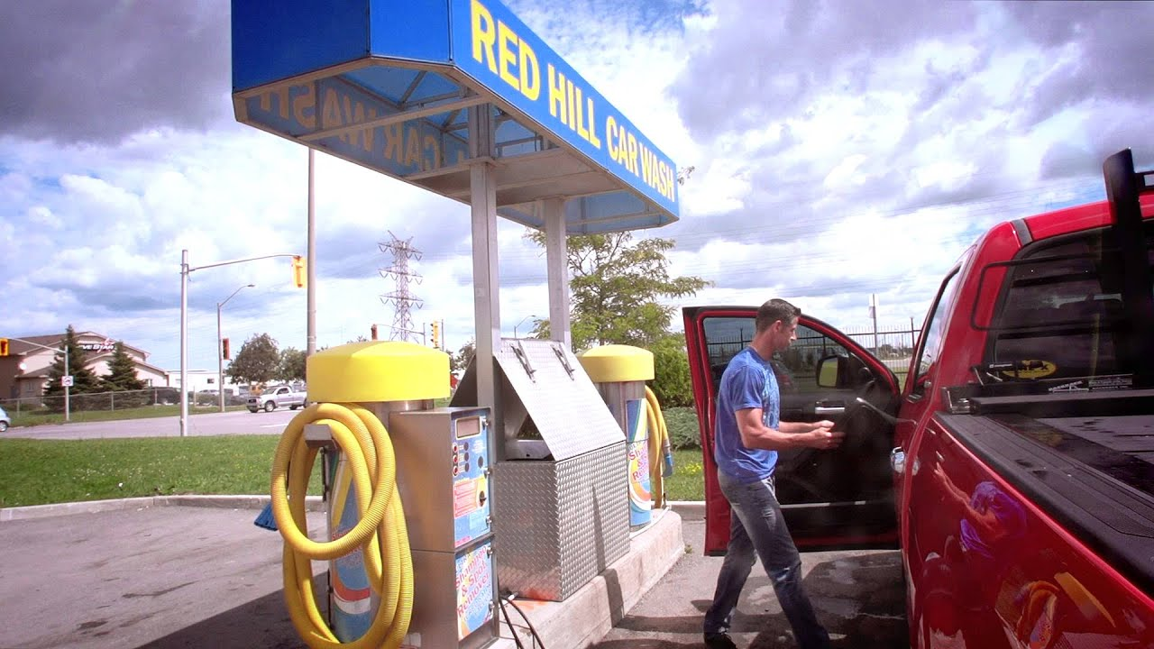 Red hill car wash youtube red hill car wash solutioingenieria Choice Image