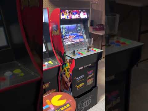 Arcade1Up quarantine project! from Mike D'Aloia