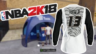 5 Best College Basketball Shirts In NBA 2K18
