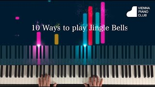 10 ways to play Jingle Bells - 10 Arten, um Jingle Bells zu spielen