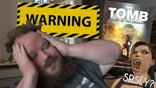 Reel World Archaeology: Watching 'Tomb Invader' aka 'The Tomb: Heart of the Dragon'! (RE UPLOAD)
