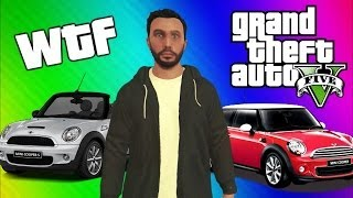 GTA 5 Online WTF Funny Moments - Helicopter Glitch, Airstrike, Gay Bar (Multiplayer Gameplay)
